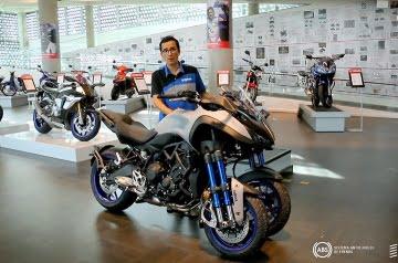 La Yamaha Niken llega a Colombia