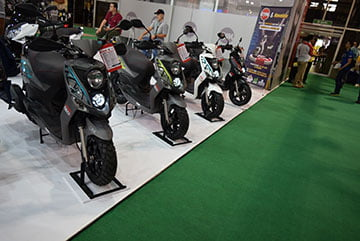 Las ventas de motos siguen en ascenso