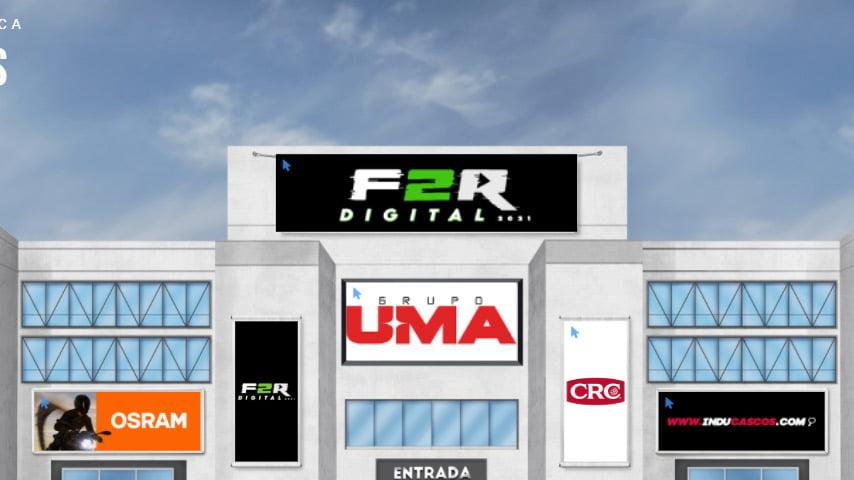La F2R Virtual, una conexión con la industria